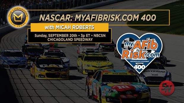 NASCAR myafibrisk.com 400