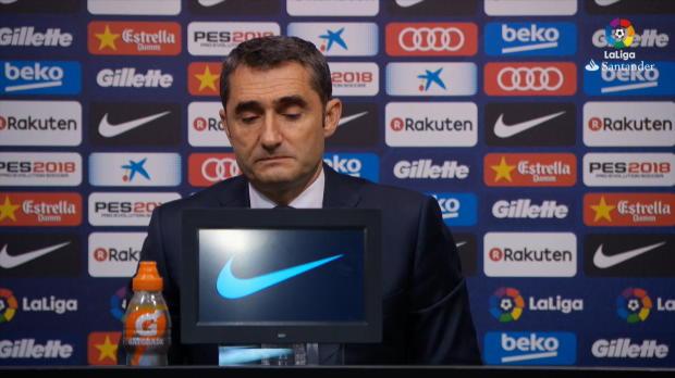 Valverde: Dembele und Coutinho helfen Barcelona