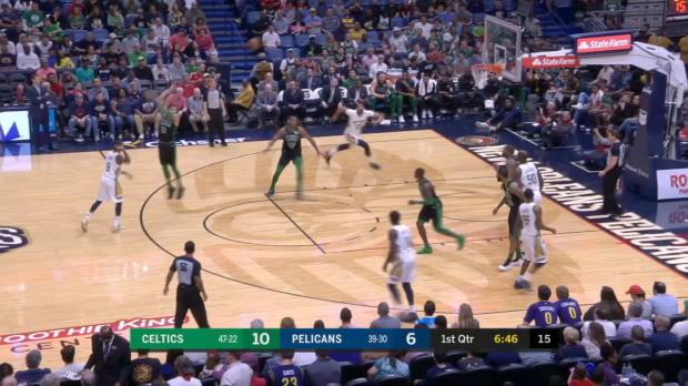 GAME RECAP: Pelicans 108, Celtics 89