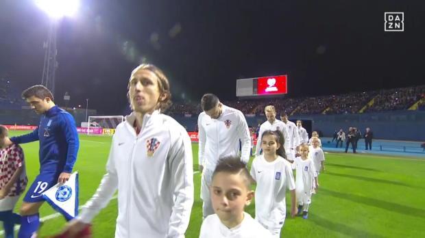 Kroatien - Griechenland neu