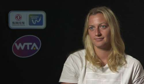 Kvitova Interview: WTA Wuhan Semi-Final