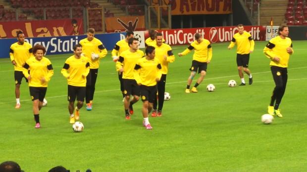 Groupe D - Dortmund, l'Europe comme bol d'air