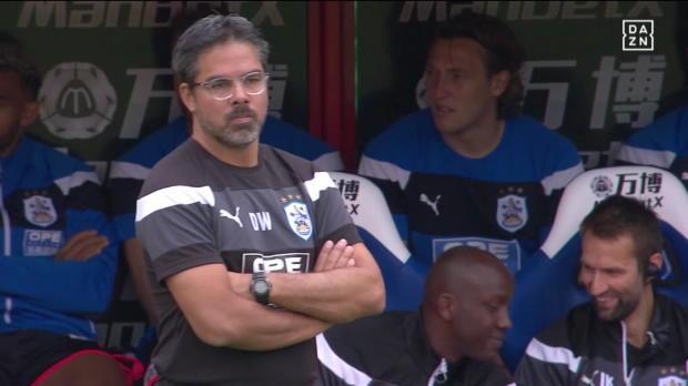 Crystal Palace - Huddersfield