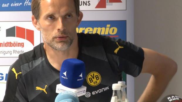 """Tuchel will voll in den BVB """"eintauchen"""""""