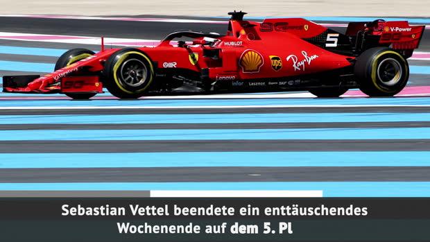 F1: Hamilton setzt Siegesserie fort