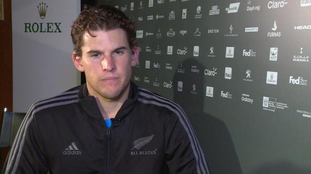 Thiem: Federer und Nadal wieder Weltspitze