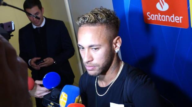 """Neymar: """"Es ist nicht wichtig, ob ich treffe"""""""