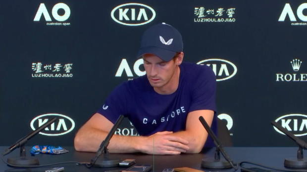 AO: Murray: Wimbledon mein letztes Turnier