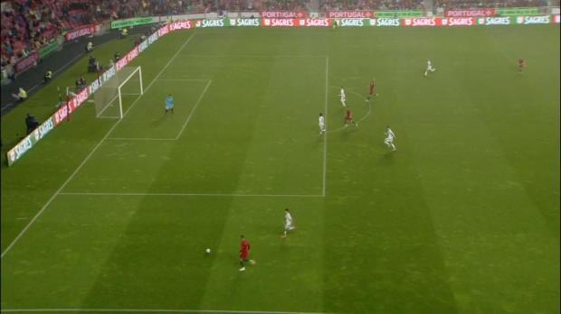 3:0! Portugal siegt mit Rückkehrer Ronaldo