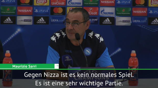 Napoli-Coach: CL-Aus kann Team mental zerstören