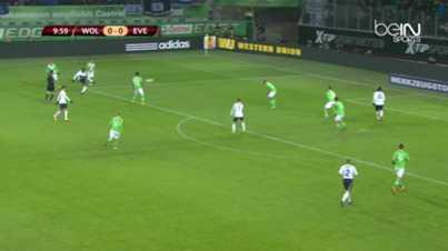 L.Europa : Wolfsbourg 0-2 Everton