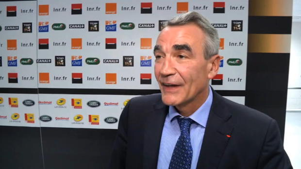 Top 14 - Demi:finale : Le pr�sident du CO demande du respect