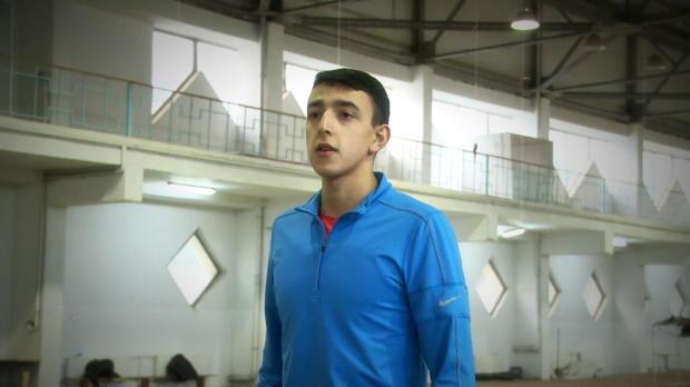 Dreispringer Babayev hofft auf Heimvorteil