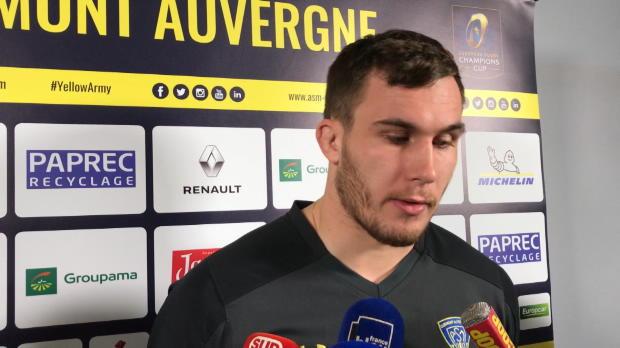 Top 14 - 16e j. : Jedrasiak : 'Montpellier voudra nous sortir de la course'