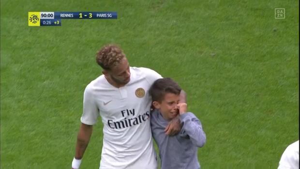 Ligue 1: Neymar erfüllt Kindheitstraum