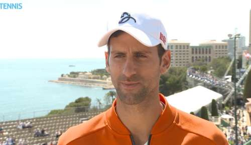 Djokovic Interview: ATP Monte Carlo Preview