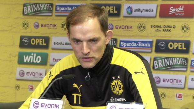 Tuchel über Reus, FCI und Verletzungsdilemma
