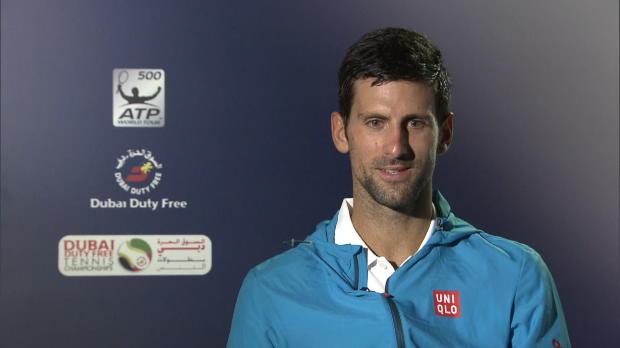 Dubai: Meilenstein! Djokovic mit 700. Sieg