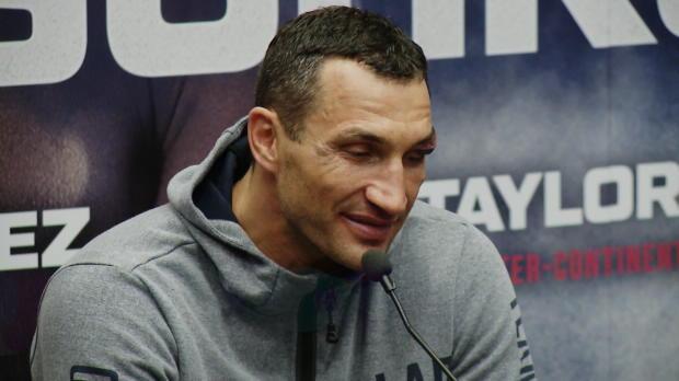 """Boxeo: Klitschko - """"No me siento un perdedor"""""""