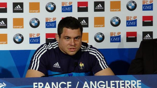 XV de France - Guirado - 'On y a toujours cru'