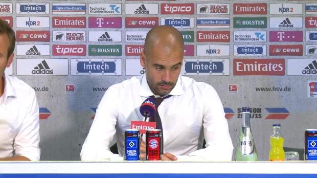 "Foot : Bundesliga - Guardiola - ""On a payé la Ligue des Champions"""