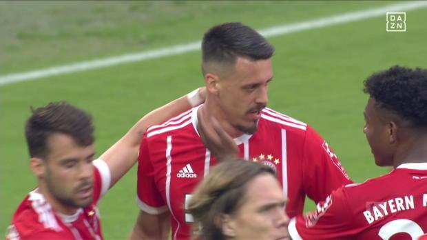 FC Bayern München - Borussia M'gladbach