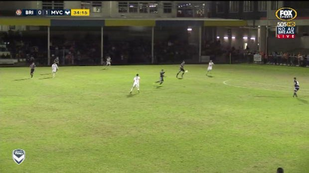 FFA Cup: All the goals v Brisbane