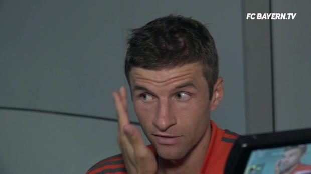 """Müller: Kovac? """"Mannschaft steht voll dahinter"""""""