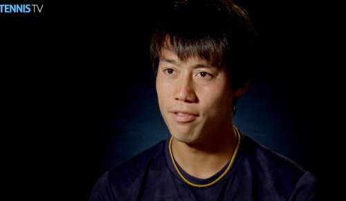 Nishikori Interview: ATP Rome 3R