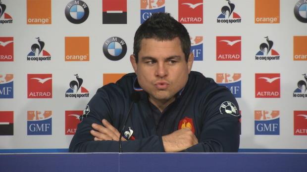 """Rugby : Tournée de novembre - Guirado - """"Toujours une bataille mentale contre l'Argentine"""""""