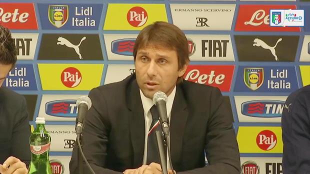 """Italien: Conte: """"Für jeden Gegner bereit sein"""""""