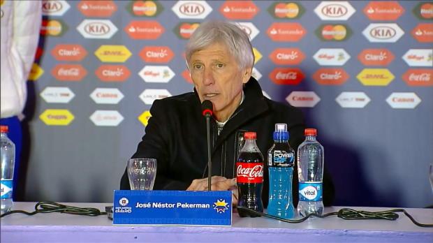 "Copa America: Pekerman: ""Perfektes Spiel"""