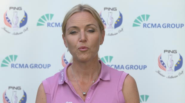 Junior Solheim Cup 2017 – Tuesday's Moment of the Day