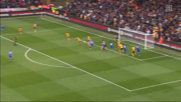 Premier League: Wolverhampton - Cardiff   DAZN Highlights