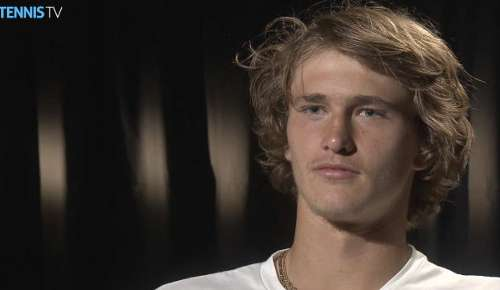 Zverev Interview: ATP Halle Preview