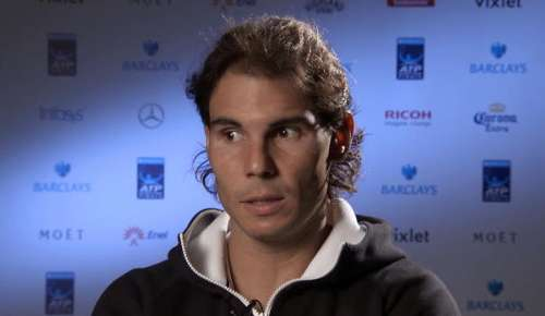 Nadal Interview: ATP London RR