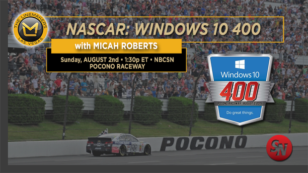 Nascar Windows 10 400