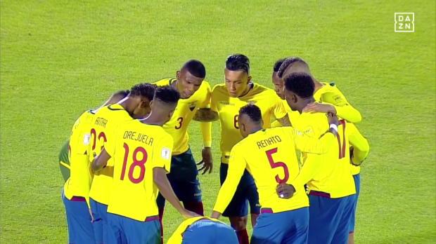 Ecuador - Argentinien