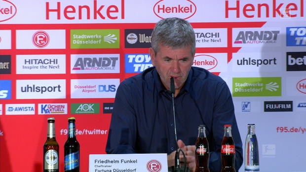 "SOCIAL: Football: Bundesliga: Nagelsmann klärt Funkel auf: ""Klarer Elfmeter"""
