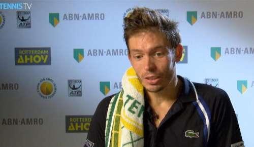 Mahut Interview: ATP Rotterdam QF
