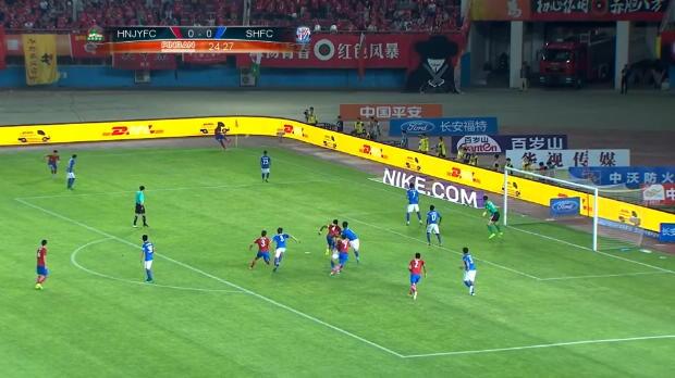 Henan Jianye 0 - 0 Shanghai Shenhua