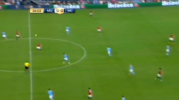 كرة قدم: كأس الأبطال الدوليّة: مانشستر يونايتد 2-0 مانشستر سيتي