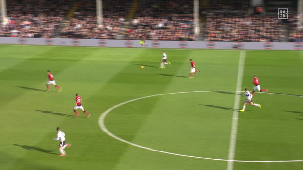 Premier League: Fulham - Man United | DAZN Highlights