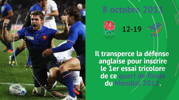 Rugby : Top 14 - Retraite : Vincent Clerc, serial marqueur