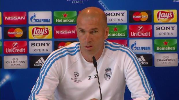 """Zidane adelt Simeone: """"Einer der besten"""""""