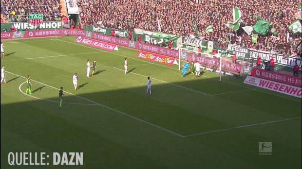 Die übelsten Patzer der Saison |Best of Bundesliga 17/18