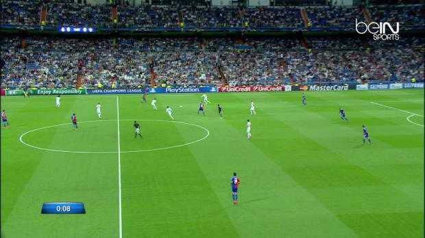 LdC : Real Madrid 5-1 FC Bâle