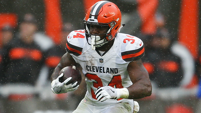 Ian Rapoport: Carlos Hyde trade gives more certainty to Jacksonville Jaguars, Cleveland Browns backfields