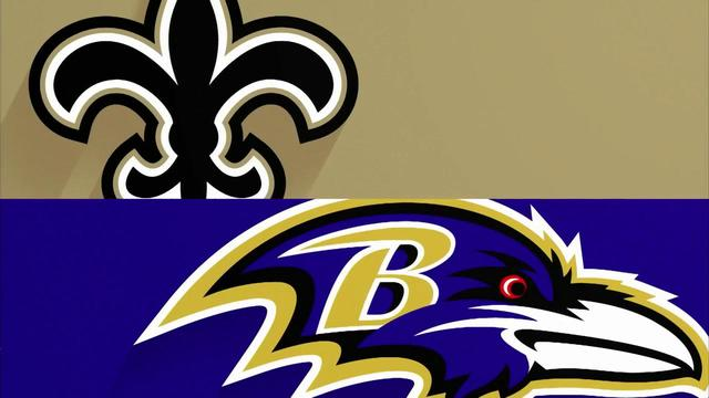 Picking winner of Saints-Ravens in Week 7 | NFL GameDay Pick'Em
