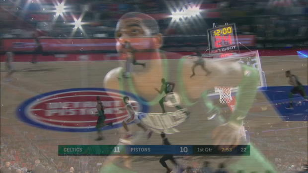 GAME RECAP: Celtics 91, Pistons 81